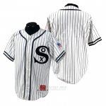 Camiseta Beisbol Hombre Chicago White Sox 1990 Turn Back The Clock Blanco