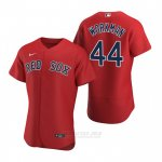 Camiseta Beisbol Hombre Boston Red Sox Brandon Workman Autentico Alterno 2020 Rojo