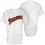 Camiseta Beisbol Hombre San Diego Padres San Diego Blanco Turn Back The Clock
