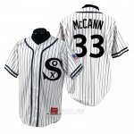Camiseta Beisbol Hombre Chicago White Sox James Mccann 1990 Turn Back The Clock Blanco