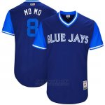Camiseta Beisbol Hombre Toronto Blue Jays 2017 Little League World Series Kendrys Morales Royal