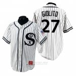 Camiseta Beisbol Hombre Chicago White Sox Lucas Giolito 1990 Turn Back The Clock Blanco
